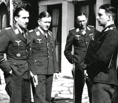 Adolf Galland, Theo Osterkamp, Werner Mölders worldwartwo.filminspector.com