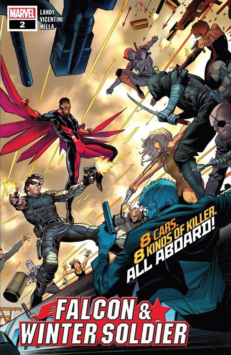 Falcon & Winter Soldier - หน้า 1