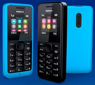 Penyebab Nokia 105 mati ketika dimasukan sim