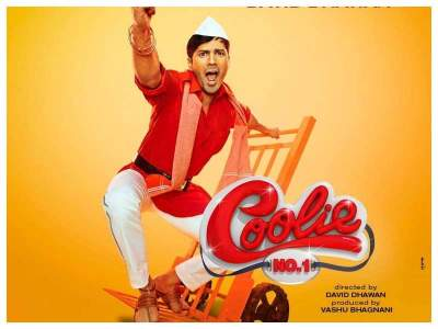 Coolie No. 1 (2020) Hindi Full Movies Free Download 480p