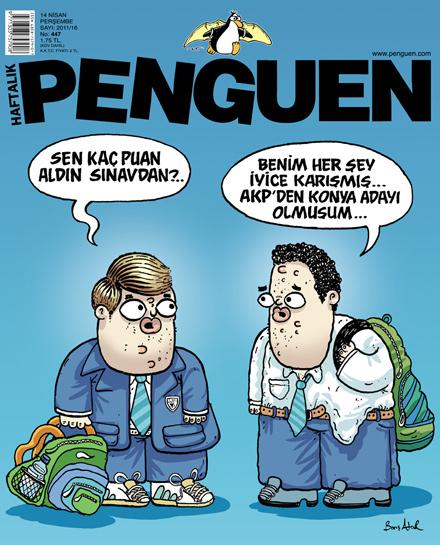 penguen 14 nisan 2011 kapak