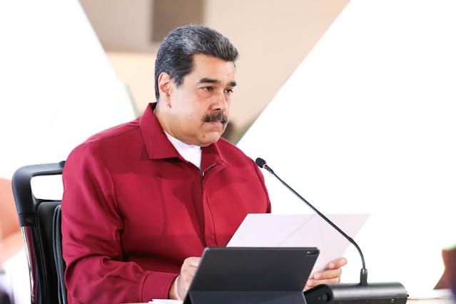 """MADURO: """"EN LAS PRÓXIMAS HORAS SACAREMOS LAS PRUEBAS DEL ATAQUE INFORMÁTICO CONTRA EL BDV"""""""