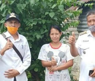 Camat Rantau Selatan Pastikan Warga Yang Belum Terima Bantuan