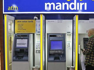 Lokasi ATM Setor Tunai , BANK Mandiri Makassar