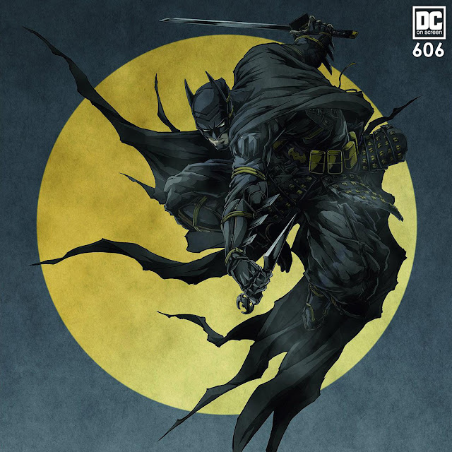 Batman Ninja Review | DC on SCREEN Podcast