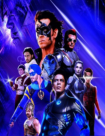 Is it Possible To See All Indian Superheroes In One Movie Together Like Marvel And DC?