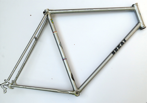 Silver 1976 Sekai Comptition Frame