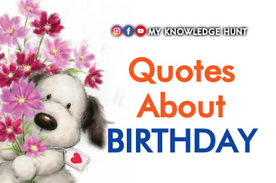 Funny Quotes About Birthdays