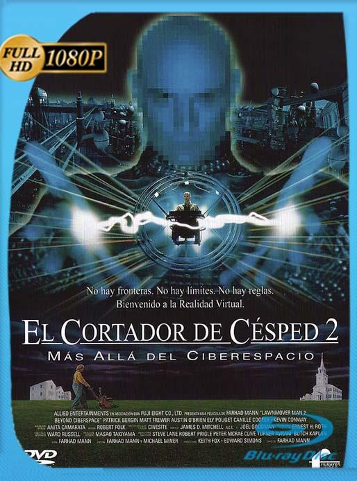 El Hombre del Jardín 2 1996 1080p Latino (Lawnmower man 2 Jobe's War) [GoogleDrive] [tomyly]