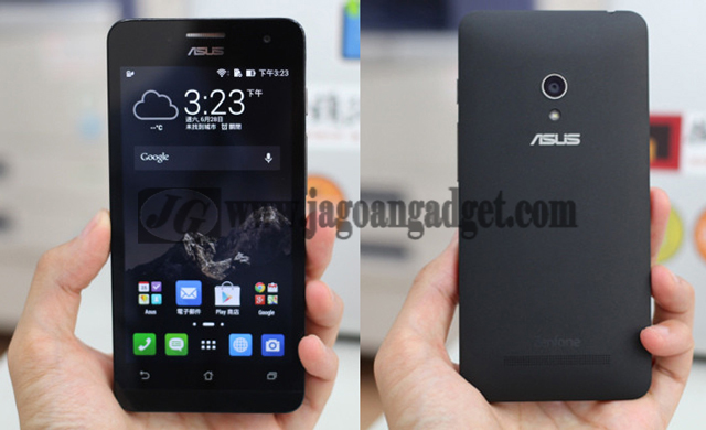 Desain ASUS Zenfone 5