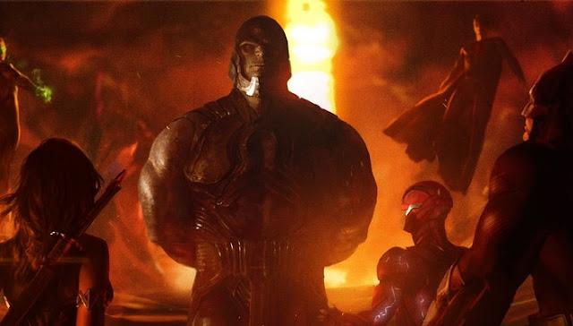 Ringkasan Naskah Justice League Versi Will Beall
