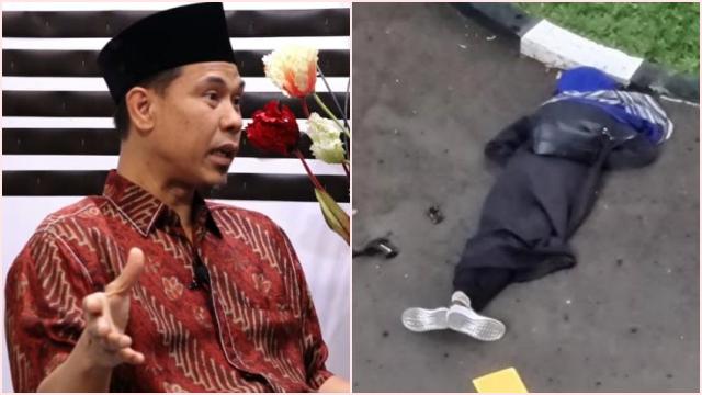 Munarman Prihatin Keputusan Polisi Tembak Mati Zakiah: Nyawa Manusia di Indonesia Terlalu Murah