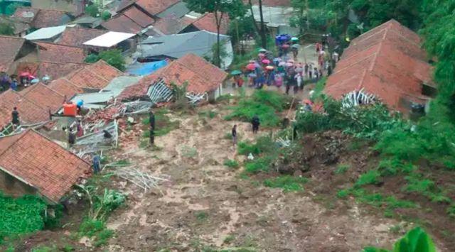 Polisi Temukan Pelanggaran Penyebab Tanah Longsor di Cimanggung, Ini Buktinya