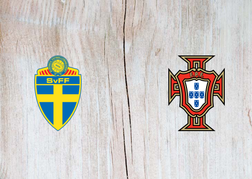 Sweden vs Portugal -Highlights 08 September 2020