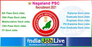nagaland-psc-recruitment-npsc-indiajoblive.com
