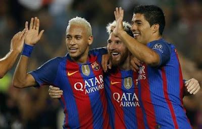 اهداف مباراة برشلونة وليغانيس اليوم السبت 17 سبتمبر 2016
