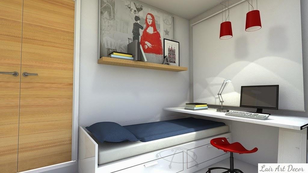 Lair art decor soluciones para habitaci n muy peque a de - Camas de bebe ikea ...