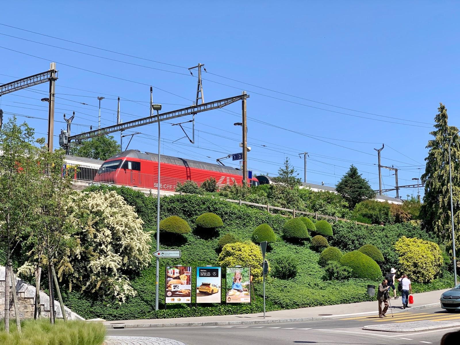 Nyon station