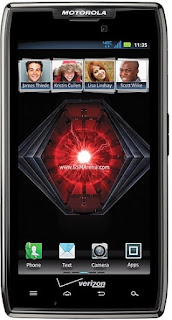 Motorola Droid Razr Flash File