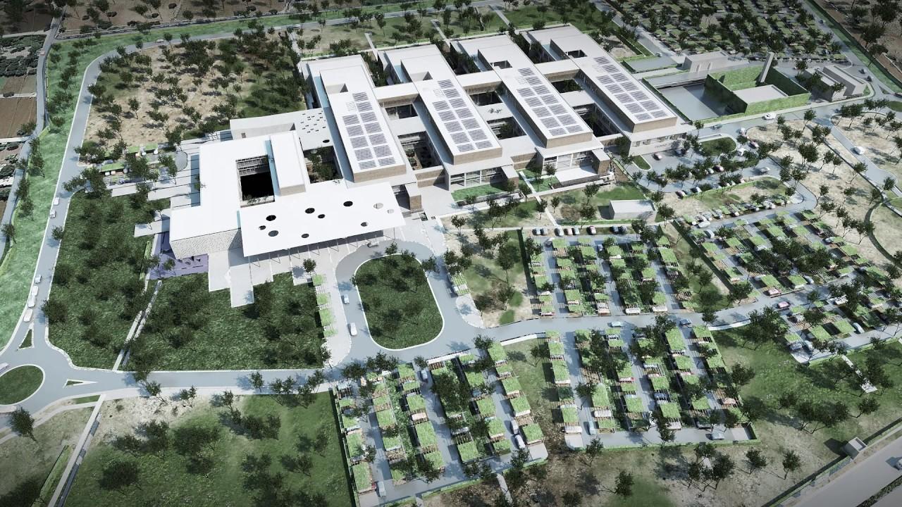 Nuovo ospedale monopoli fasano deliberata aggiudicazione for Nuovo arredo monopoli