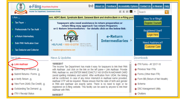 Tax Efiling How To Change Mobile Number In Income Tax Efiling