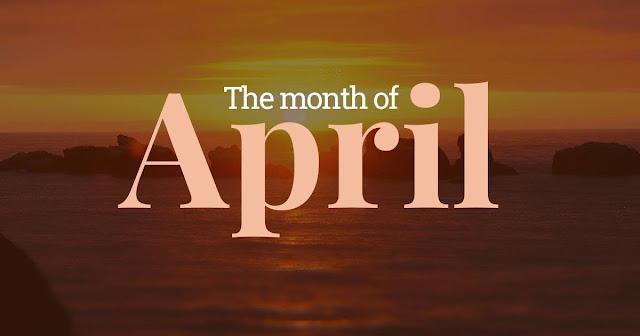 Podsumowanie miesiąca - kwiecień 2018 rok