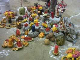 Altar, Sorte, Quibayo, Marialioncero, Montaña Sagrada