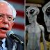 Ο Bernie λέει ότι θα πει στους Αμερικανούς για οποιαδήποτε απόδειξη UFO εάν γίνει πρόεδρος