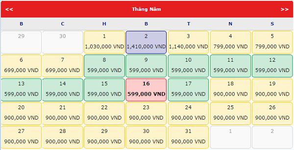 Vé máy bay giá rẻ đi Hải Phòng tháng 5