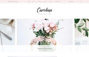 (Free)(Premium) Carolina Blogger Template Themes