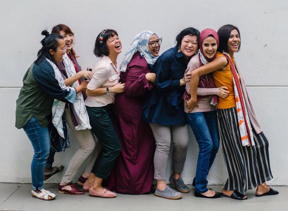 international women candidates