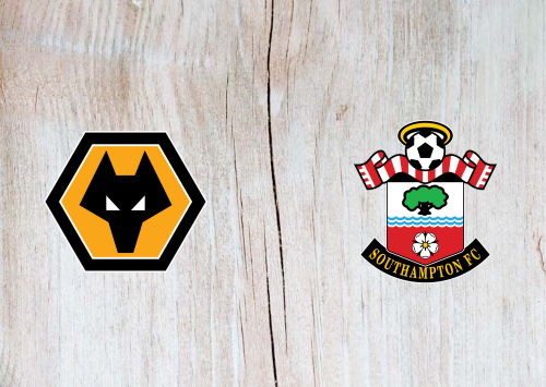 Wolverhampton Wanderers vs Southampton -Highlights 19 October 2019