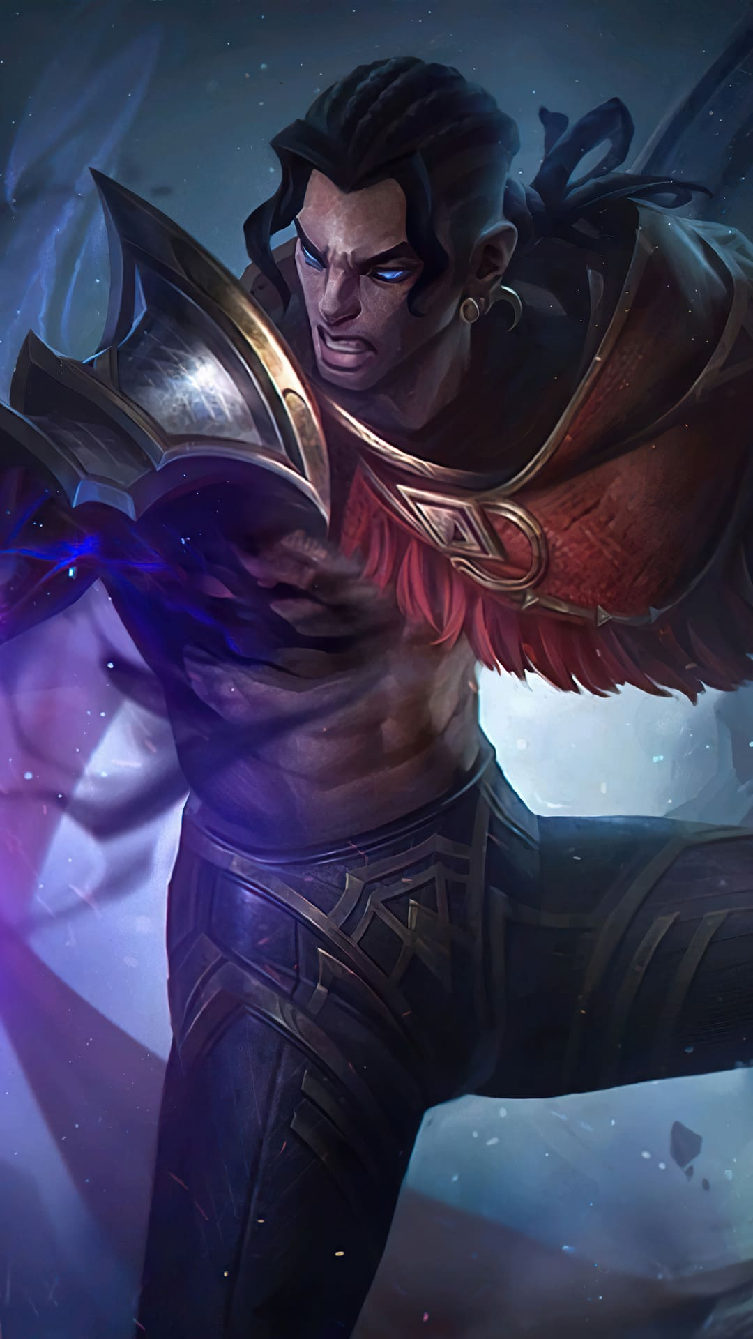 Gambar Brody mobile legends hd for mobile