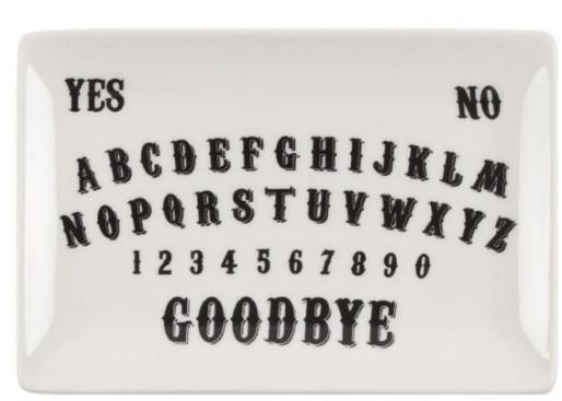 Ouija board trinket dish