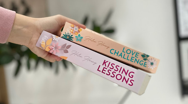 [Anzeige/Rezension] Kissing Lessons & Love Challenge - Helen Hoang (Teil 1 & 2)