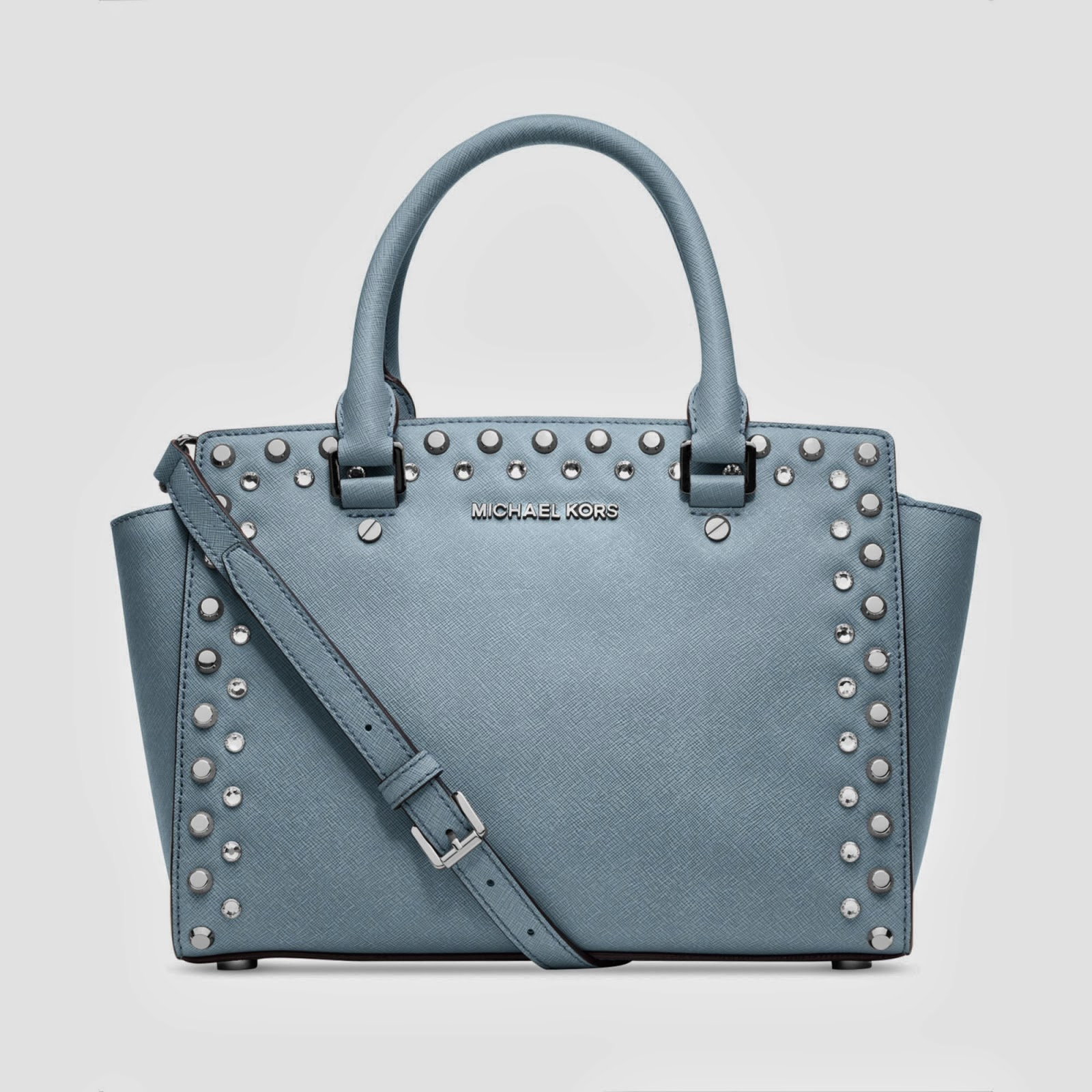 facf029aaf6d ... low price pre order michael michael kors selma jewel medium top zip  satchel . ec544 67e0a