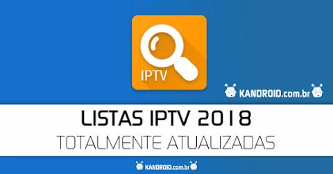Lista de Canais IPTV, Kodi, PlaylisTV e SmarTV – 19/02/2018 Atualizado
