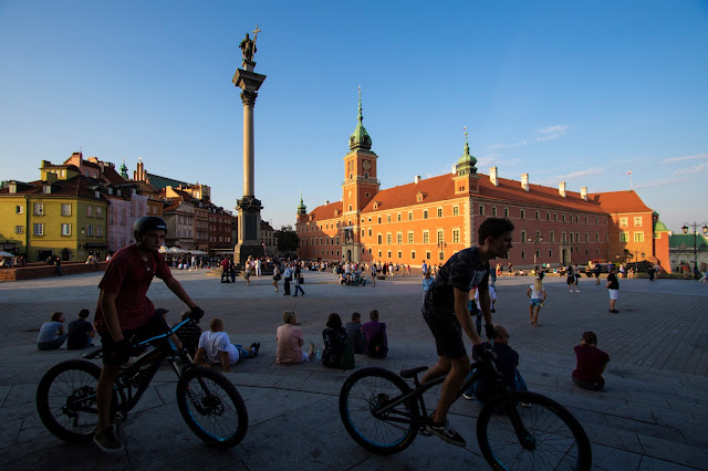 Plac Zamkowy-Varsavia