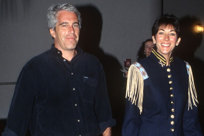 Jeffrey Epstein's former girlfriend and alleged 'madam' Ghislaine Maxwell arrested by FBI for 'conspiring' with him to sexually abuse underage girls