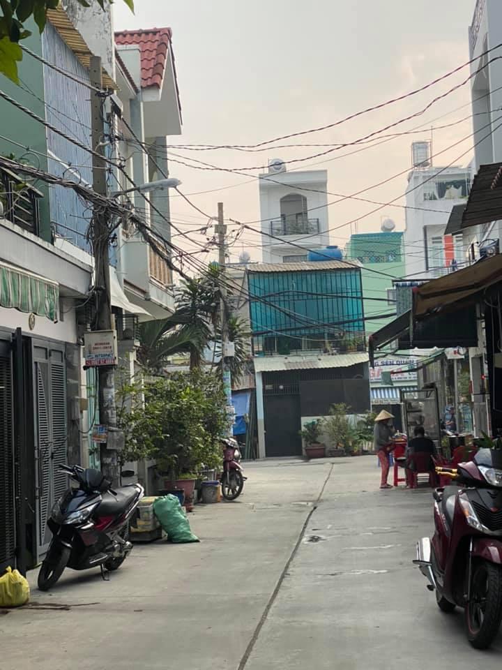 Bán nhà hẻm 363 Đất Mới quận Bình Tân dưới 5 tỷ mới nhất 2021