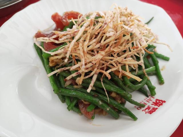Lai Bao Wok Fried Fine Bean