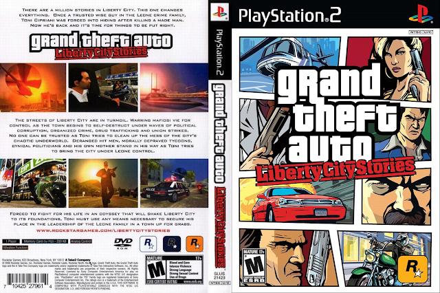 Grand Theft Auto - Liberty City Stories es el décimo primer juego de la serie Grand Theft Auto y el primero en aparecer en PSP, la trama ocurre tres años antes de lo pasado en Grand Theft Auto III, siendo el juego más vendido hasta la fecha para esta plataforma. Posteriormente se hizo una conversión del juego para PS2.