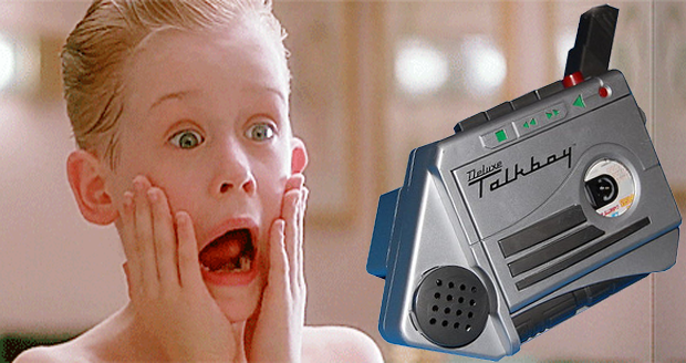 Talkboy Tape Recorder (from Home Alone)