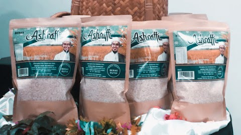 Membeli Sambil Beramal Dengan Beras Ashraffi Milik Bumiputera Muslim