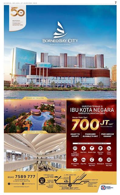 Agung Podomoro Ibu Kota Baru