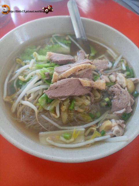 台西-無名當歸鴨肉麵 傳承二代 42年老店