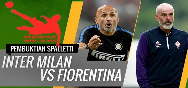 Prediksi Taruhan Bola 365 - Inter Milan vs Fiorentina 21 Agustus 2017