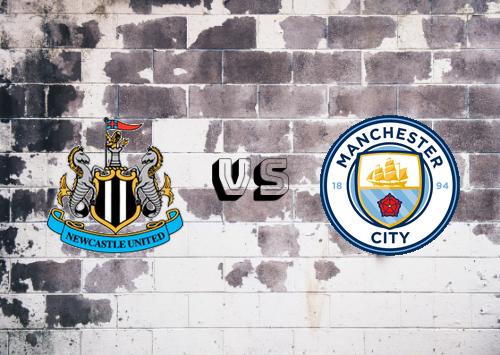 Newcastle United vs Manchester City  Resumen y Partido Completo