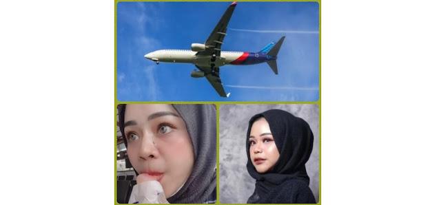 Pesawat Sriwijaya Air SJ-182 Rute Jakarta - Pontianak Hilang Kontak