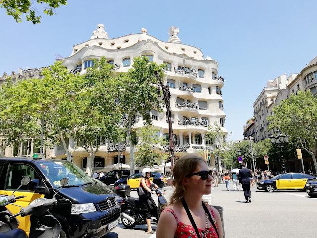 POGODA w Barcelonie